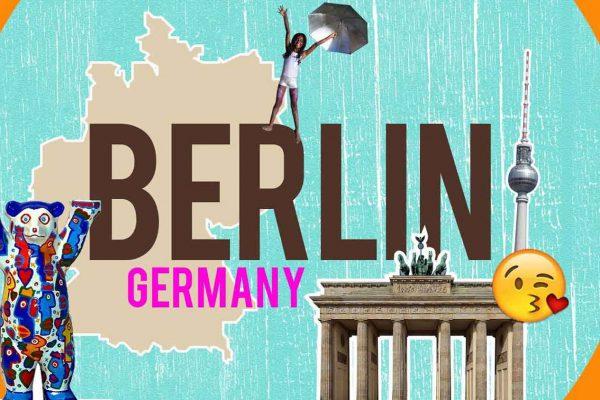 Das Thumbnail des 2D Erklärvideos über Berlin.