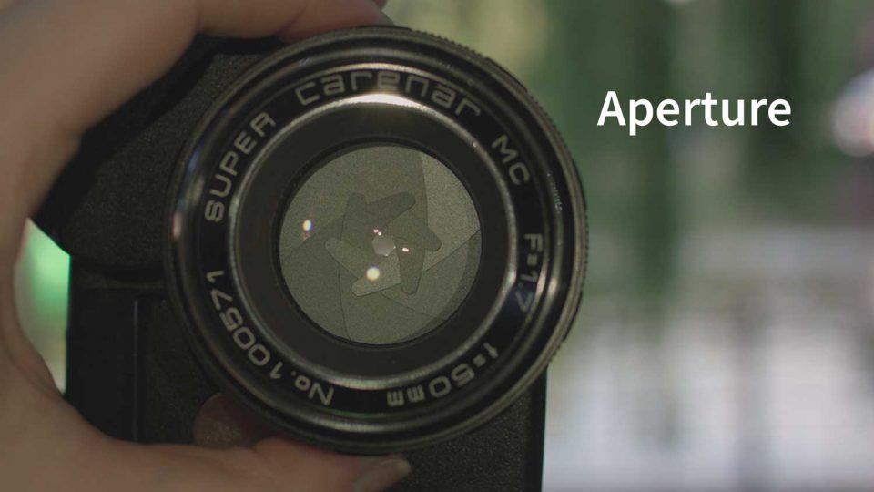 Thumbnail für die Blende / Aperture
