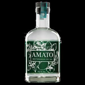Produktfoto der Amato GIN Flasche