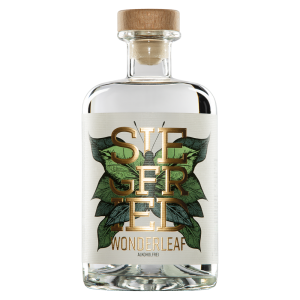 Produktfoto der Siegfried Gin Wonderleaf Edition Flasche