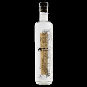 Produktfoto der Wahrer Vodka Flasche